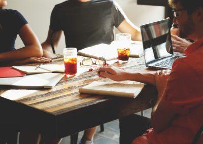 Startup Meeting Brainstorming-ID8987